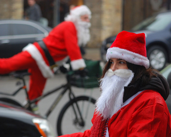 Cycling Santa's Little Shopping Guide 2013