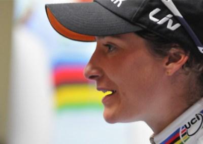 Interview with Women's Tour Winner – Marianne Vos