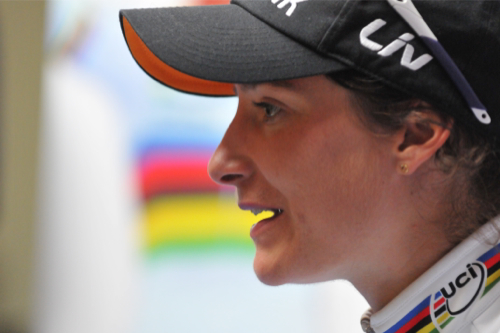 Interview with Women's Tour Winner – Marianne Vos