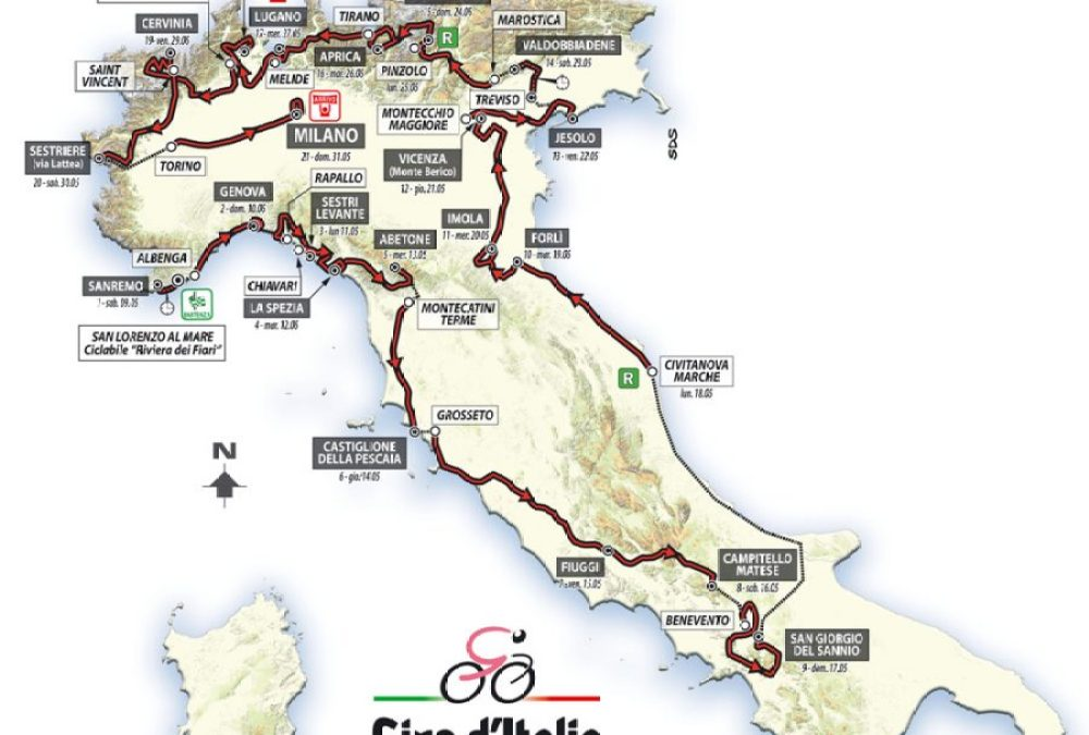 Ciao! Giro d'Italia 2015: Race Preview