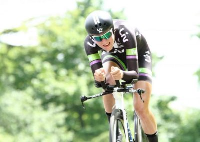 Molly Weaver Interview 2nd BC National TT's 2014