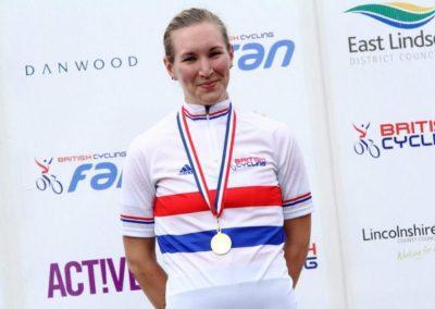 Interview – Hayley Simmonds 2015 National Women's TT Champion