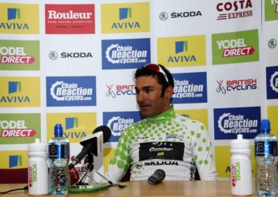 Interview – Kristian House KoM – Stage 1 Aviva ToB 2015