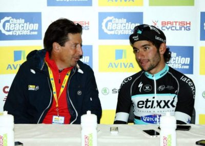 Interview – Fernando Gaviria Stage 4 Winner Of Aviva Tour Of Britain 2015