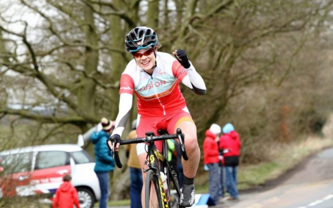 Race Tactics – it's more than just a lead out