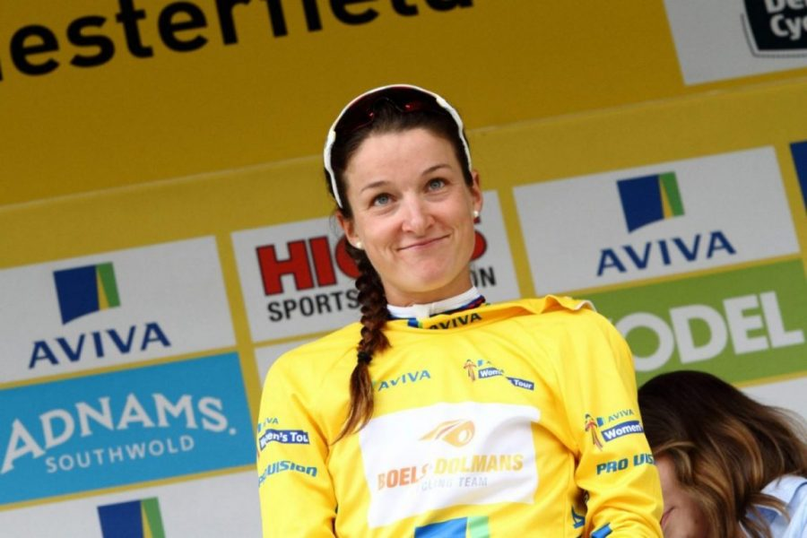 2016 Aviva Women's Tour winner Lizzie Armitstead - ©www.chrismaher.co.uk / Cyclingshorts.cc