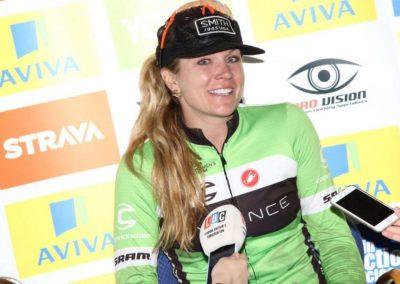 Alison Tetrick – AVIVA Women's Tour – Stage 1 2016