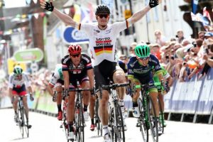 Tour of Britain 2016   Stage One Race Winner, André Greipel [Lotto Soudal]
