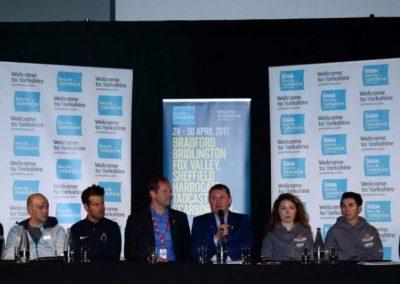 Tour de Yorkshire 2017 Pre Race Press Conference