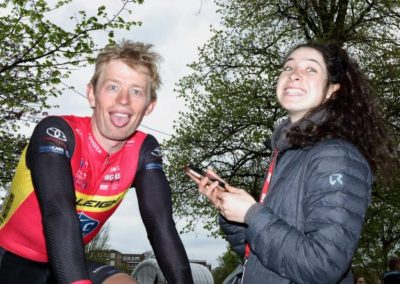 Interview – Ryan Perry Team Raleigh GAC Stage 2 TDY2017