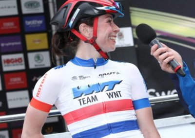 Eileen Roe Team WNT Interview – Round 2 Tour Series 2017