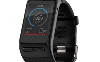 Win! A Garmin Vivoactive HR GPS Smart Watch