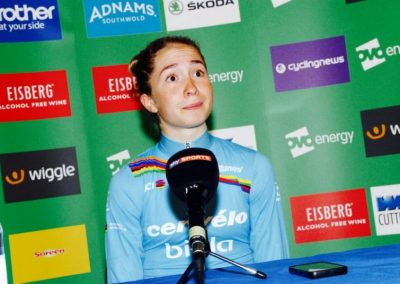 Interview – Cecilie Uttrup Ludwig, the U23 Women's World Tour Leader