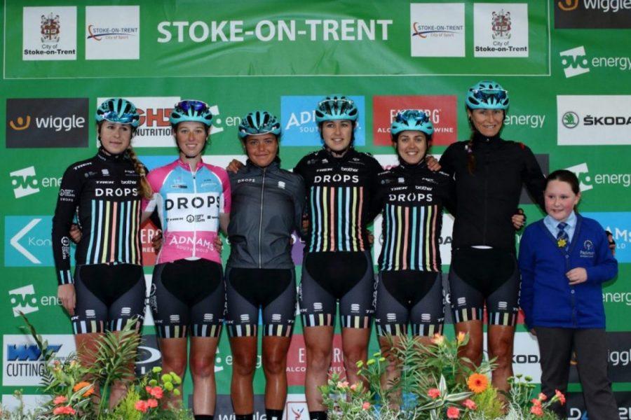 OVO Energy Women's Tour 2017 | Stage 2, Stoke-on-Trent