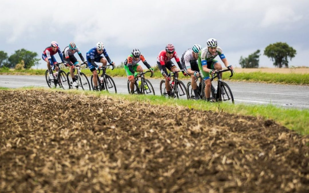 Caleb Ewan completes hattrick of OVO Energy Tour of Britain stage wins