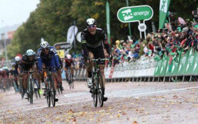 Boasson Hagen wins in Cardiff as Boom seals OVO Energy Tour of Britain