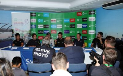 OVO Energy Tour of Britain 2017 Pre Race Press Conference