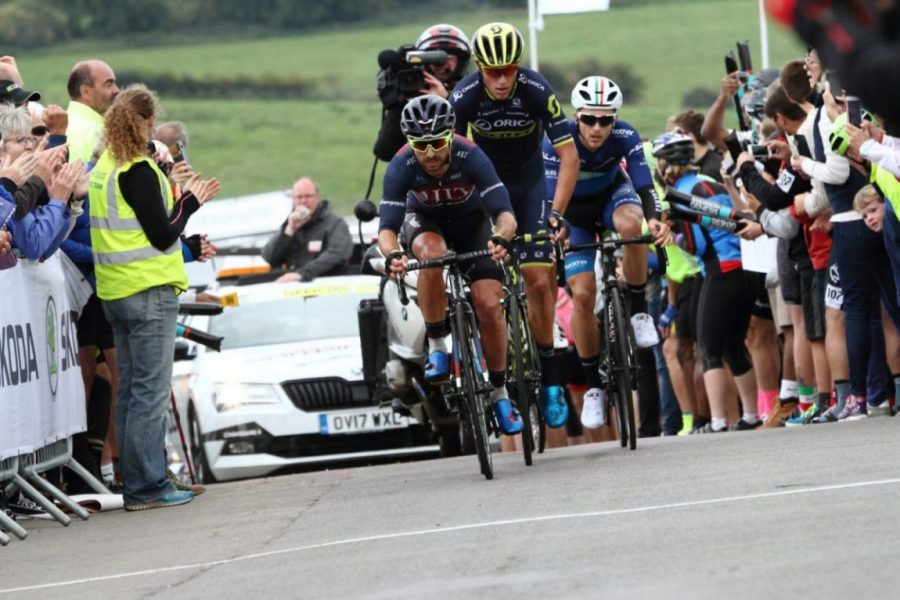 OVO Energy Tour Of Britain 2017 | Stage 7 Hemel Hempstead to Che