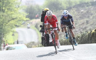 Interview – Stephane Rossetto – Stage 4 Winner of the Tour de Yorkshire 2018