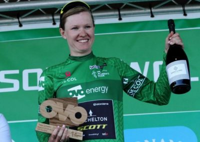 Interview – Jolien D'Hoore Stage 1 Winner OVO Women's Tour 2018