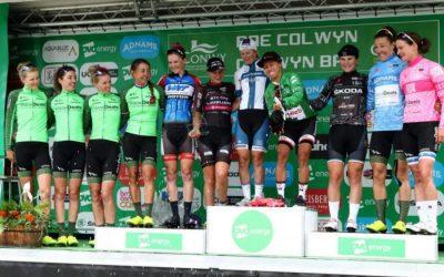 Coryn Rivera wins OVO Energy Women's Tour
