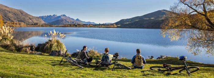 The Queenstown Cycle Trail