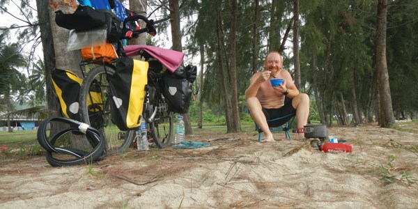 Cycling the east coast of Malaysia