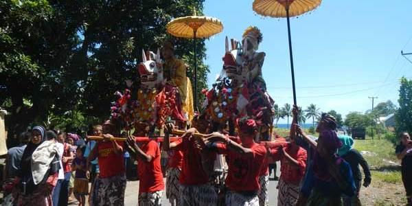 Village life on Lombok