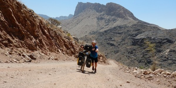 The Border Run, Oman
