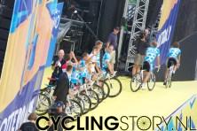 Milram (foto: © Laurens Alblas / Cyclingstory.nl)