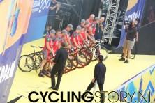 Team RadioShack (foto: © Laurens Alblas / Cyclingstory.nl)
