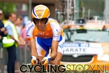 Garate van Rabobank (foto: © Laurens Alblas/Cyclingstory.nl)