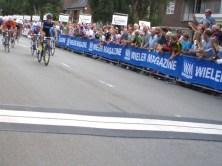 Boasson Hagen won de massasprint in Veenendaal. (foto: © Tim van Hengel/Cyclingstory.nl)