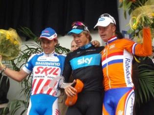 Stefan van Dijk kwam vandaag uit voor Team Nederland in plaats van voor Willems Veranda's. (foto: © Tim van Hengel/Cyclingstory.nl)