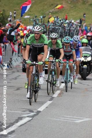 Belkin Pro Cycling Team (foto: © Tim van Hengel / cyclingstory.nl)