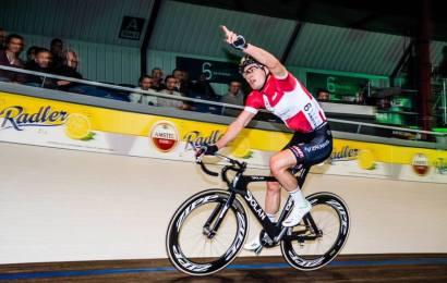 Mørkøv/Hester på tredjepladsen i Amsterdam