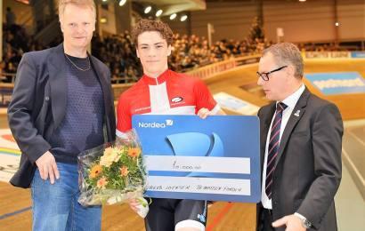 Sprintertalent fik Thorkild Madsen Fondens legat