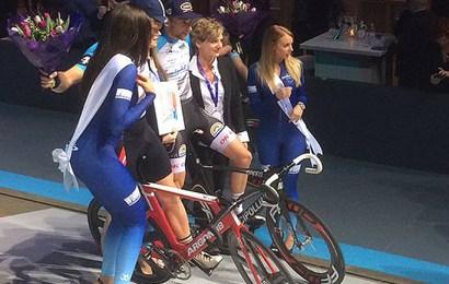 Danskere kørte i hurtigste tid i Rotterdam