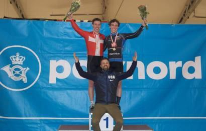 Danmarks bedste banesprintere på UCI-skole i Aigle