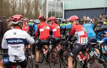 Dansk kvindecykling i fantastisk udvikling. Trine Schmidt ser på historien