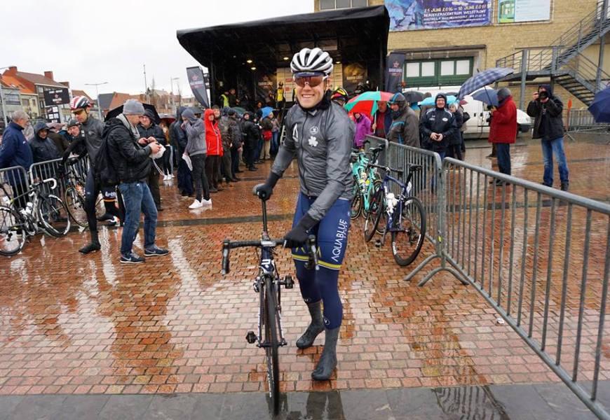 Aqua Blue Sport håber på flere resultater fra Lasse Norman