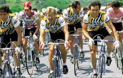 Husker du Renault Gitane teamet? Nu kan du komme til at ligne Hinault