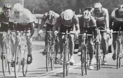 Flemming Kirkegaards blog: Cykelløb anno 2017 har antaget en underlig form