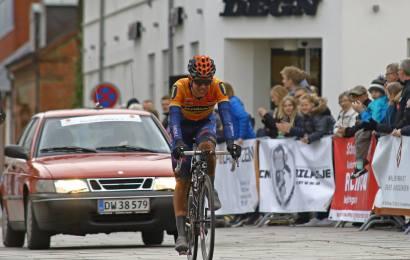 Aars er klar til Jutlander Bank Grand Prix