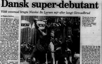 En dansker stod bag det næstlængste sejrrige udbrud i Girohistorien