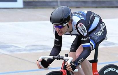 Jeppe Aaskov Pallesen vinder af det ottende Niels Fredborg Æresløb