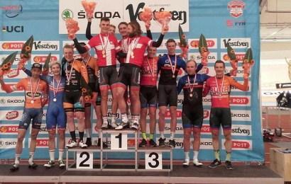 Team Giant Castelli danske mestre i holdforfølgelse 2017