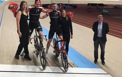 Hester/Larsen sejrede i Odense
