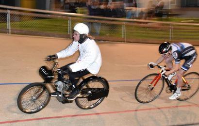 Aarhusiansk par med i 100 km parløb