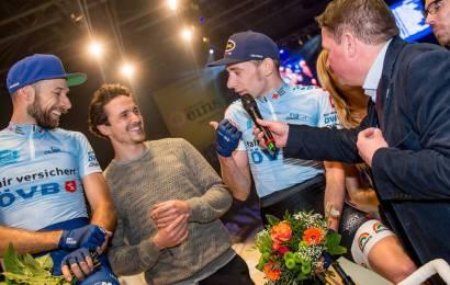 Jesper Mørkøv på fjerdepladsen i Bremen inden finalen